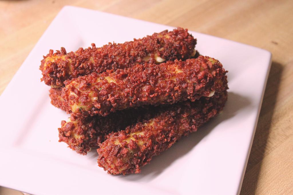 Bacon Mozzarella Sticks