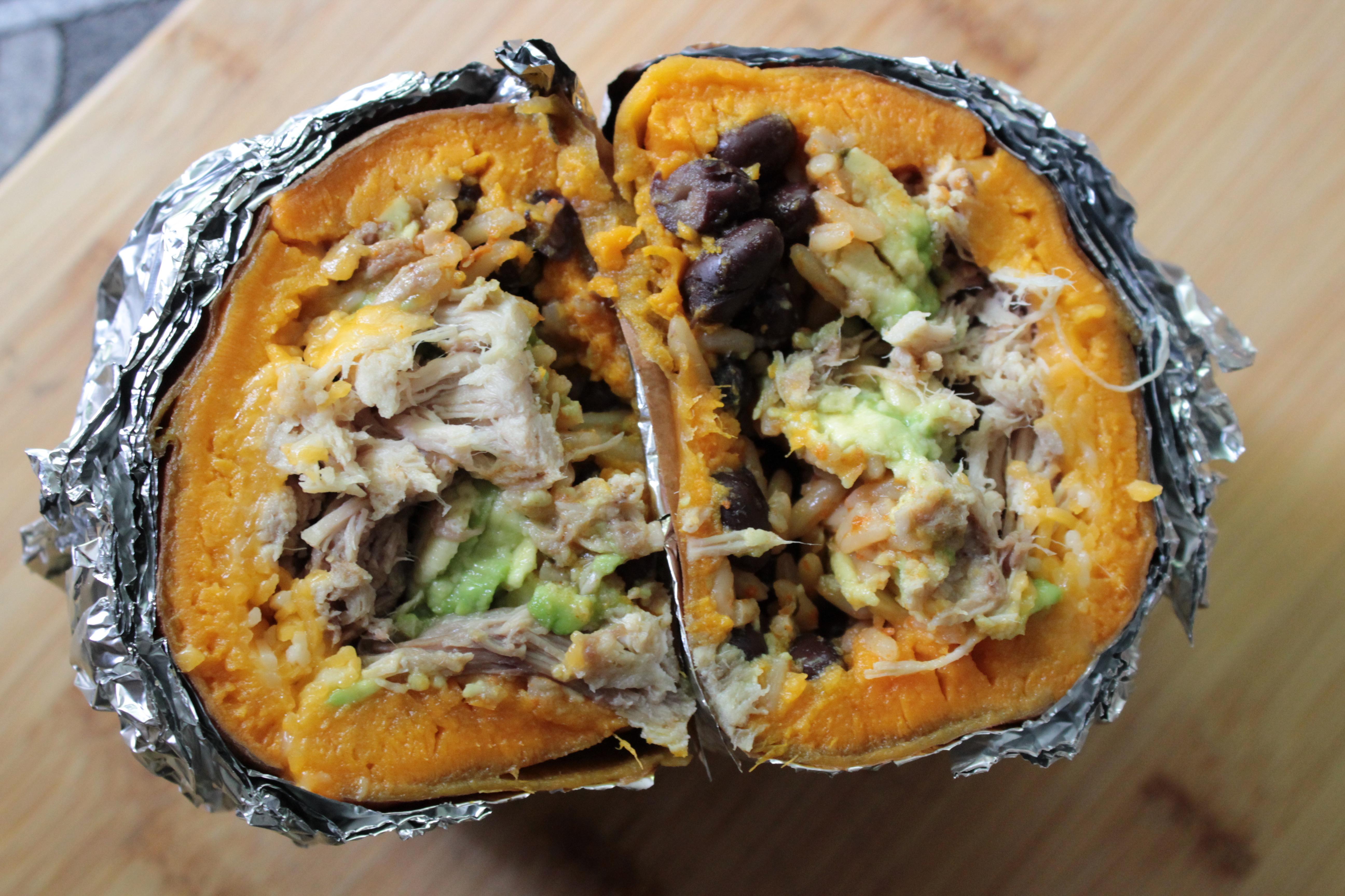 The Potatorrito (Burritato? lol)